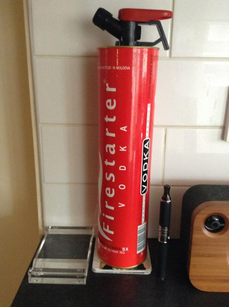 Love products with a bit of design thought..... Had to cop this! @FirestarterUK http://t.co/4Tv7116R7i