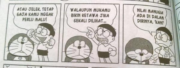 8 Pesan Moral Yang Bisa Kamu Dapatkan Melalui Doraemon Kaskus