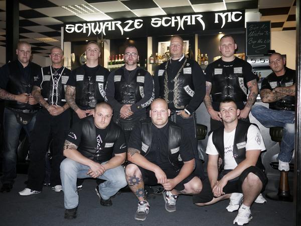 Schwarze Schar