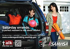 We're enjoying implementing the @samhsagov #Talk campaign with @UWBucks + #LYFT! http://t.co/PIBqitD8Zb