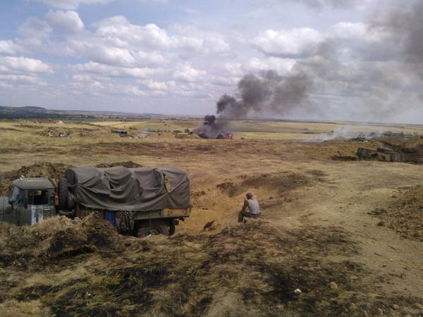Возле Дебальцево задержано пять террористов, - СБУ - Цензор.НЕТ 8715