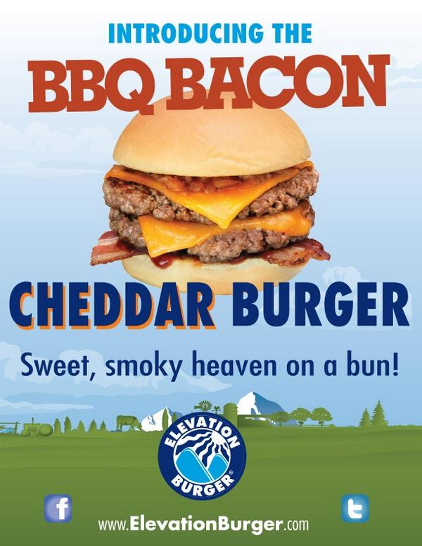 Elevation Burger On Twitter Whats Up BBQ Fans Come Enjoy Our - What's our current elevation