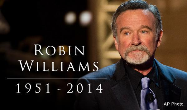 RIP Robin Williams. You gave us so many laughs during our childhood with your iconic movies. http://t.co/qTNskaXDl3
