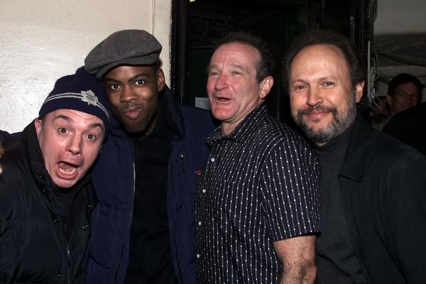 Photos that prove everyone loved Robin Williams http://t.co/RpSKp4xgaG #RIP http://t.co/W7e5ThCKVv
