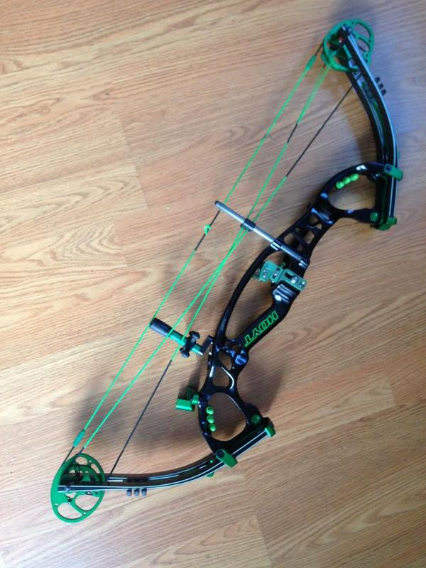 Bow Rattler String stop pour PSE Bows
