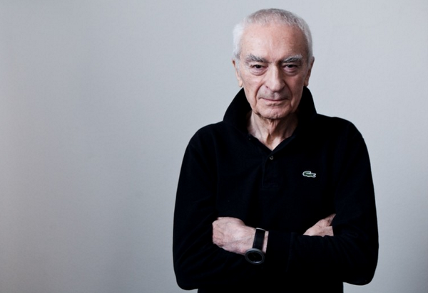 """The life of a #designer is one of fight: fight against the #ugliness"" - Massimo Vignelli (1931 - 2014) @vignelli http://t.co/innl0fS0iY"