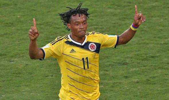 Catalan press confirm Man Uniteds €40m offer for Juan Cuadrado