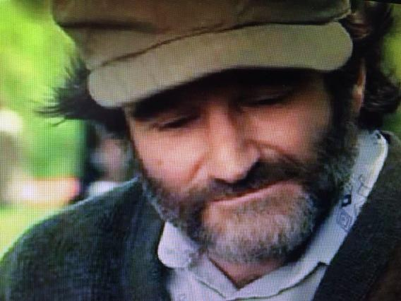 From Good Will Hunting; #RIP Robin Williams http://t.co/1n2ZsYAwfM