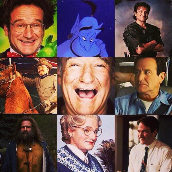 Behind every smile is a story we don't know... RIP robin Williams