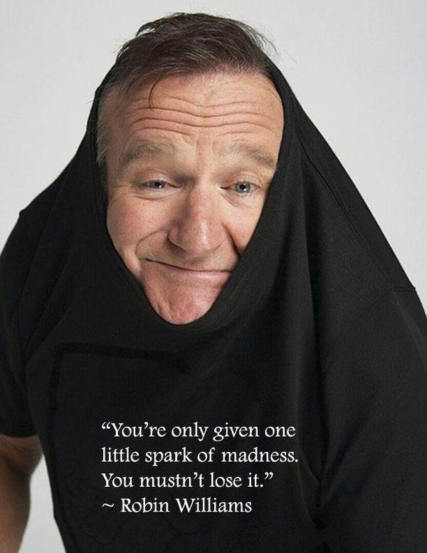 #RIPRobinWilliams ...anyone who can make so many ppl laugh in one lifetime deserves to be remembered forever
