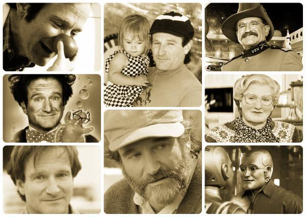 Fallece uno de los actores más importantes y queridos en el mundo del cine. Que en paz descanse Robin Williams. http://t.co/Ab9juXY1nI