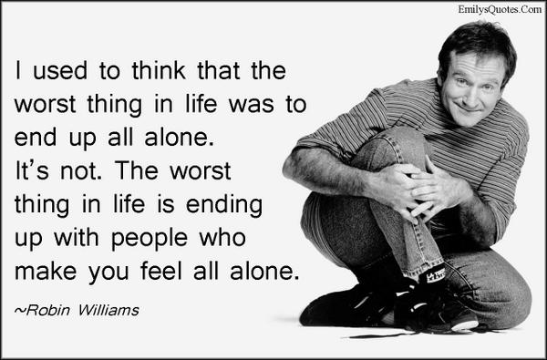 I used to think... #Quote #RobinWilliams http://t.co/V4SXqUITcJ