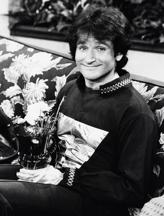 RIP Robin Williams.  You were truly out of this world. http://t.co/QQEcA0Zp42