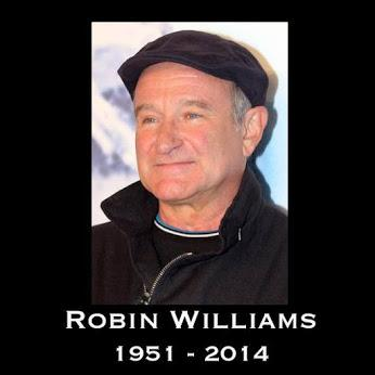 RIP Robin Williams Actor, comedian #RobinWilliams dies at 63 in apparent suicide. From the Orlando Sentinel today. http://t.co/SLsAwqC1FU