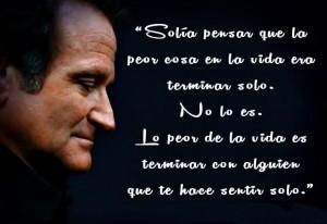 La Soledad de Robin Williams