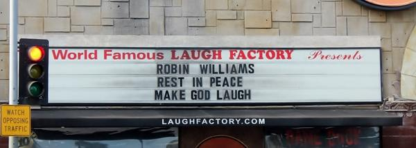 Rest in peace, Robin Williams. http://t.co/ck9sfeFW5g