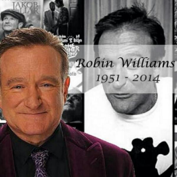 Descanse en Paz Robin Williams, un Gran actor, Un gran ser humano. Por siempre el mejor... http://t.co/q2N5upBph7