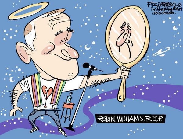RIP #RobinWilliams by @DWFitzsimmons http://t.co/3rC5ZK5HXL