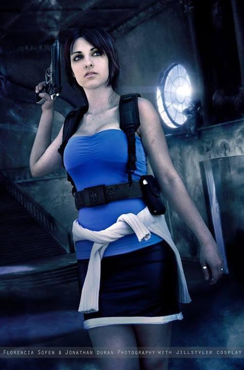Resident Evil Database On Twitter Cosplayer Jill Styler Jill