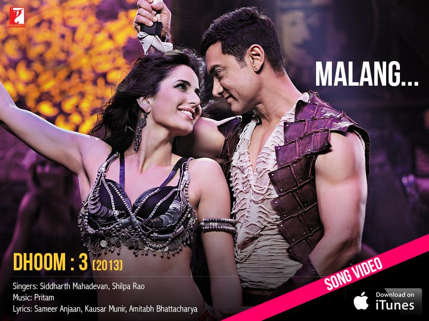 Dhoom 3 On Twitter Go Malang With The Samar And Aaliya Download The Song Malang From Dhoom 3 Only On Itunes Http T Co F8fczu1jwf Http T Co Zwu4560wvj