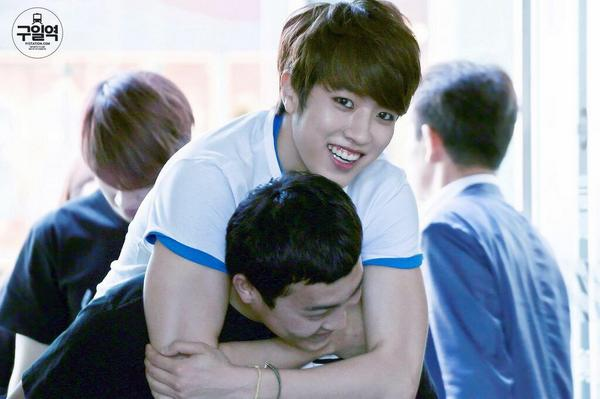 ABOVE ALL, THE GUY THAT NEVER GROWS UP :'-) #2성열4랑해 http://t.co/hvfVdrAmly