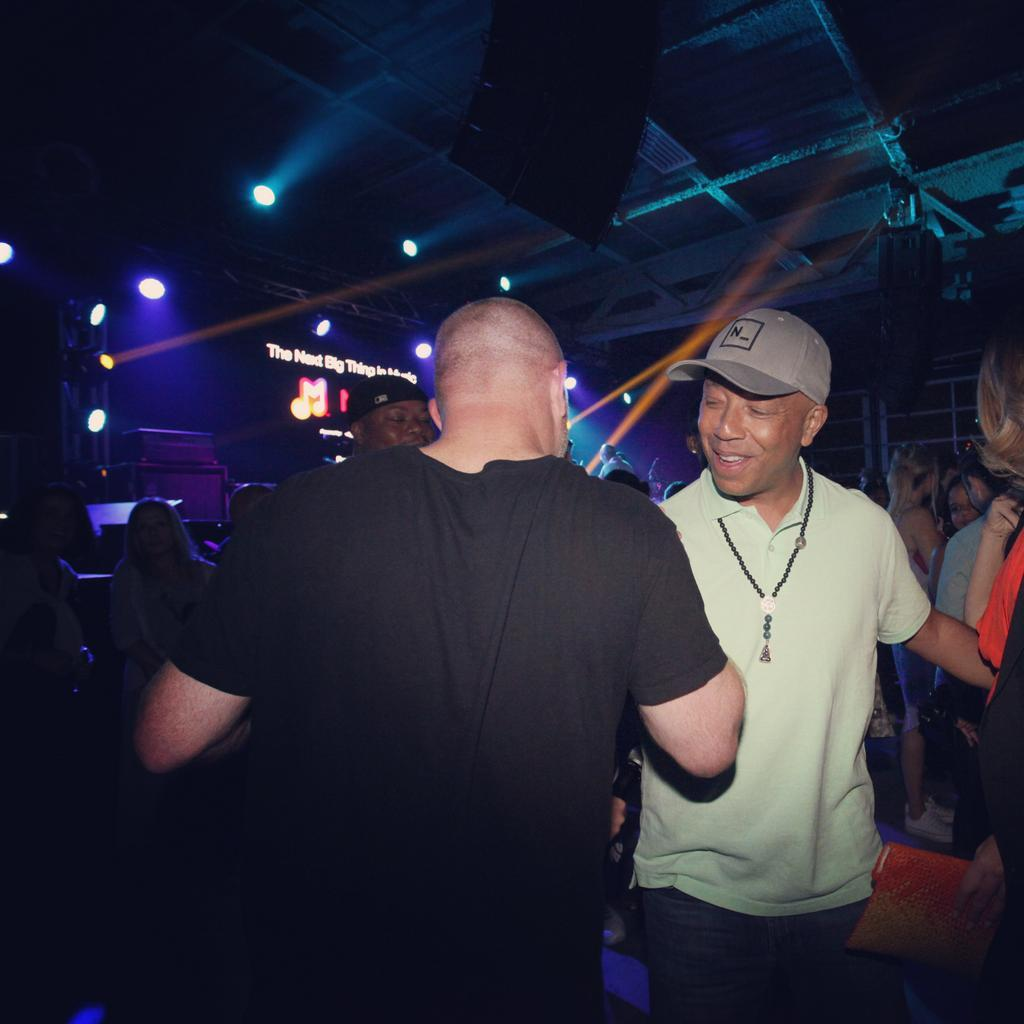 "RT @ADD52_: ""We always want to promote honesty and authenticity.""- @UncleRUSH #ADD52 http://t.co/tKes1vQLYY"