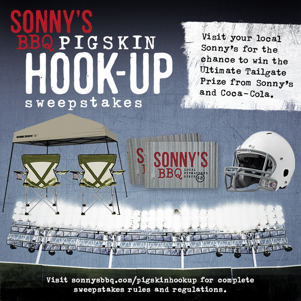 "sonnys pigskin hookup Stats, rants, guests, game reviews, previews and more, live from ""hook'd"" cajun seafood restaurant in cedar park this week, the guys will break down last week's bi-district playoff win over the magnolia bulldogs and preview cedar park's area round match-up in waco with ennis -- a rematch of the 2014 state championship game."
