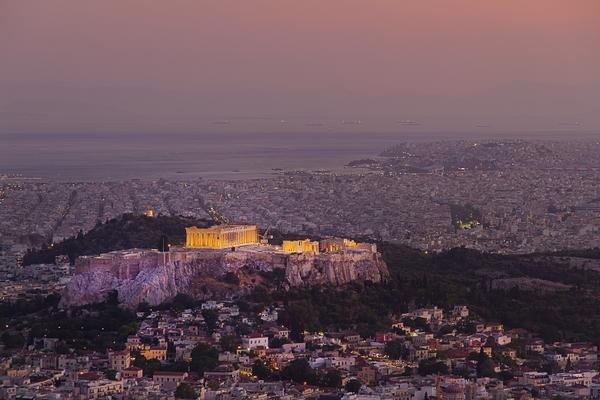 A famous city from a different point of view... #Athens #traveltodiscover #Greece http://t.co/ylrUnjnWoH