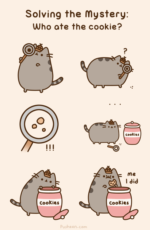 Pusheen the Cat Pusheen Twitter