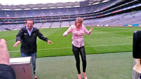 It's done.....! Video when I get it! @MartyM_RTE had the pleasure! @SkySportsGAA http://t.co/E0SzpSVesj
