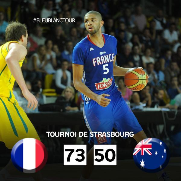 Mondial 2014 - Préparation : La France se rassure face à l