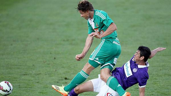 Shikov frustrated with situation at Austria Wien