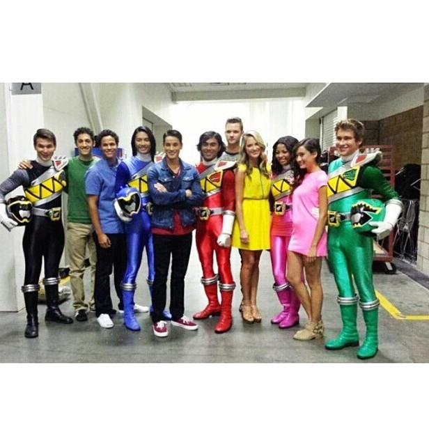 #dinocharge #powerrangers