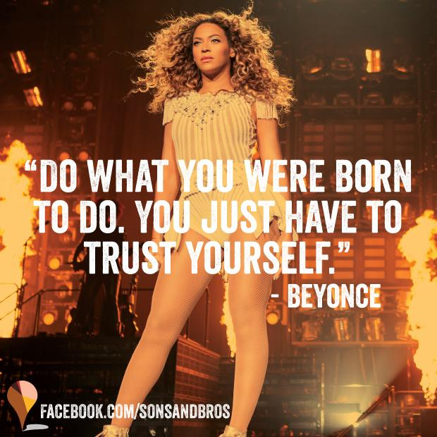 RT @sonsandbros: Since we are all waiting, here is some inspiration from #Beyonce! #BeyMAs #VMAs #DaughtersAndSisters #BeyGood http://t.co/…