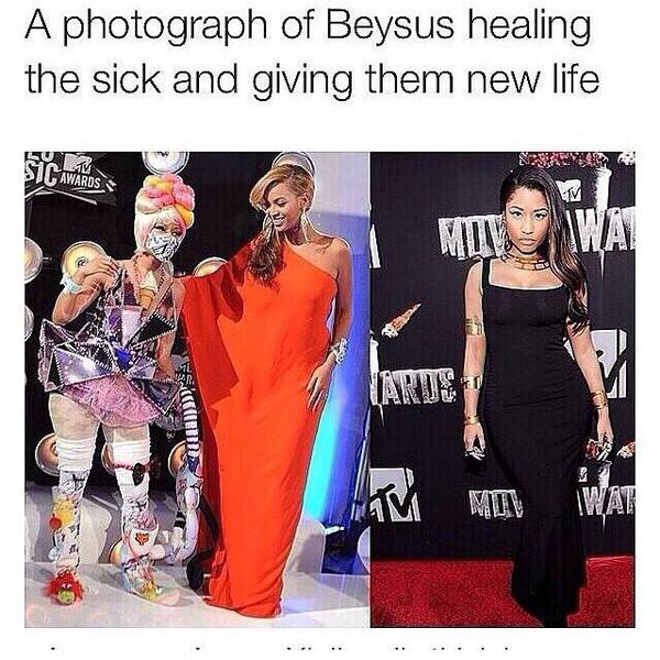 #VMAs y'all so WRONG for this
