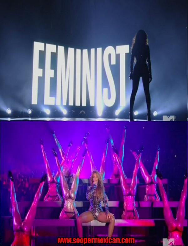 Why I Love That Beyoncé 'Sexed Up' Feminism and Radical Self-Expression