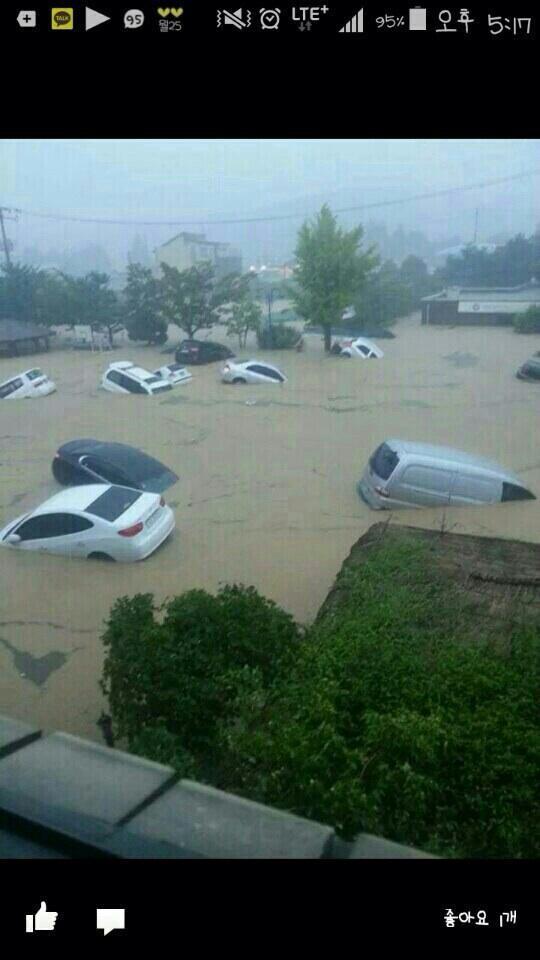 지인이 보내준 동래구 도로 상황... http://t.co/3bzCAInoe8