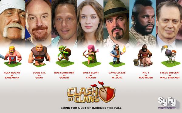 "Manado Bakunae COC on Twitter: ""Clash Of Clans Movie ..."
