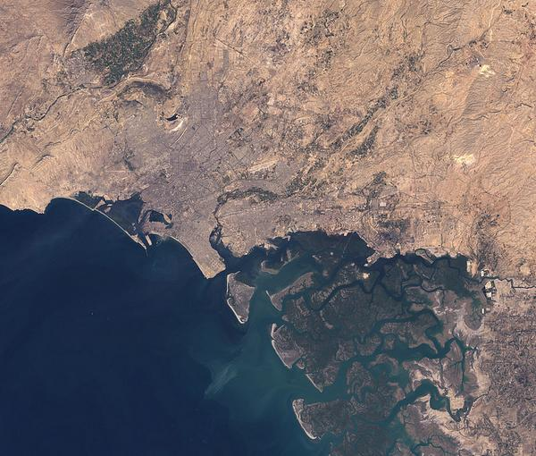 Making open satellite data easier to use. Preview of tools for Landsat8: http://t.co/LFJg1AaiEg. Check out Karachi: http://t.co/mL6W2O9002