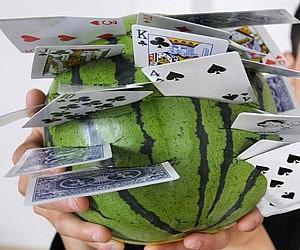 トランプ型のナイフ。このアイテム、中二心にビシビシ突き刺さるぜ! $11.95Throwing Cards Knivesthisiswhyimbroke.com/throwing-cards… pic.twitter.com/AvQiEh93qJ