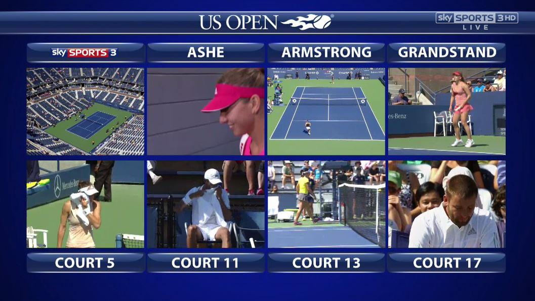 Sky Sports Tennis