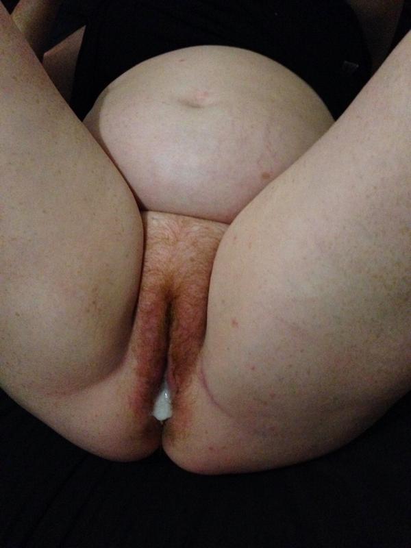 Pregnant Wife Creampie 117