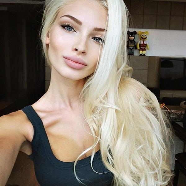Alena Shishkova on Twi...
