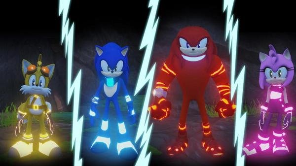 Sonic The Hedgehog On Twitter Us Only Pre Order Sonic Boom Rise Of Lyric At Amazon And Unlock Luminous Costumes Http T Co P0j7efe3ds Http T Co Umi7msegev