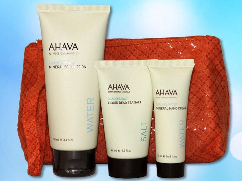 купить косметику ahava на мертвом море