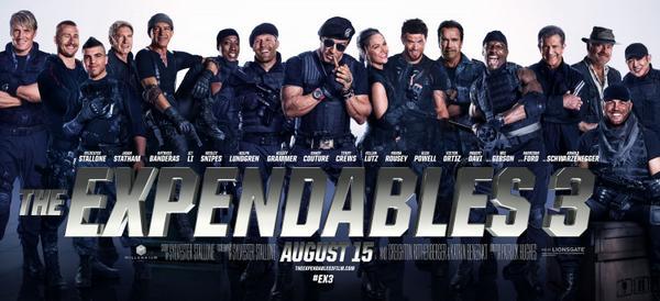 Cine | Los Indestructibles 3: más dosis de testosterona
