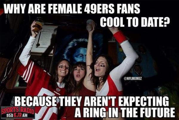 niner fans | 12th Man Memes