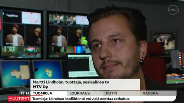 Kävin lausumassa #SocialTV-ajatuksia #MTVUutiset-lähetyksessä. Laita nartsa käyntiin tästä: http://t.co/gCOnIc2153 http://t.co/dIbFJeIru1