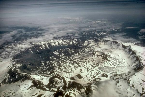 Aniakchak caldera in the remote Aleutians [Earth Story]