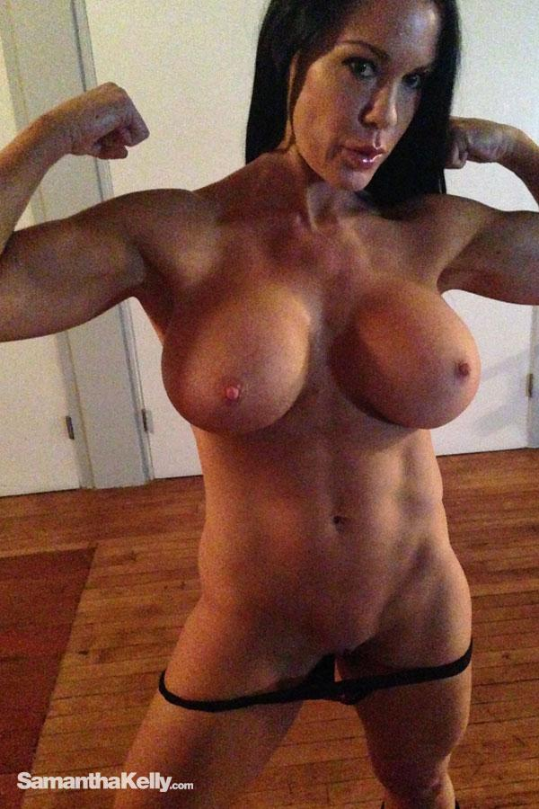 samantha kelly muscle